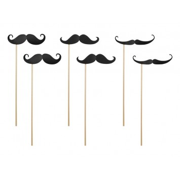 Photo Booth Props - Moustache